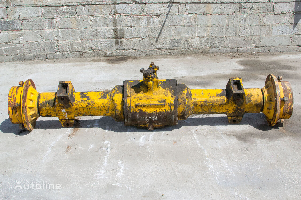 front axle for JCB wheel loader