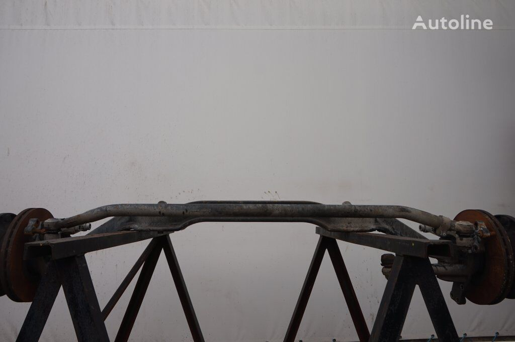 MAN VOK-08-18 front axle for truck