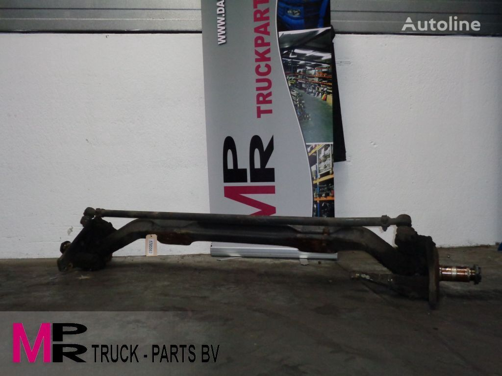 DAF 1785563 N152 Vooras CF/XF Compleet (1785563) front axle for Daf CF/XF truck