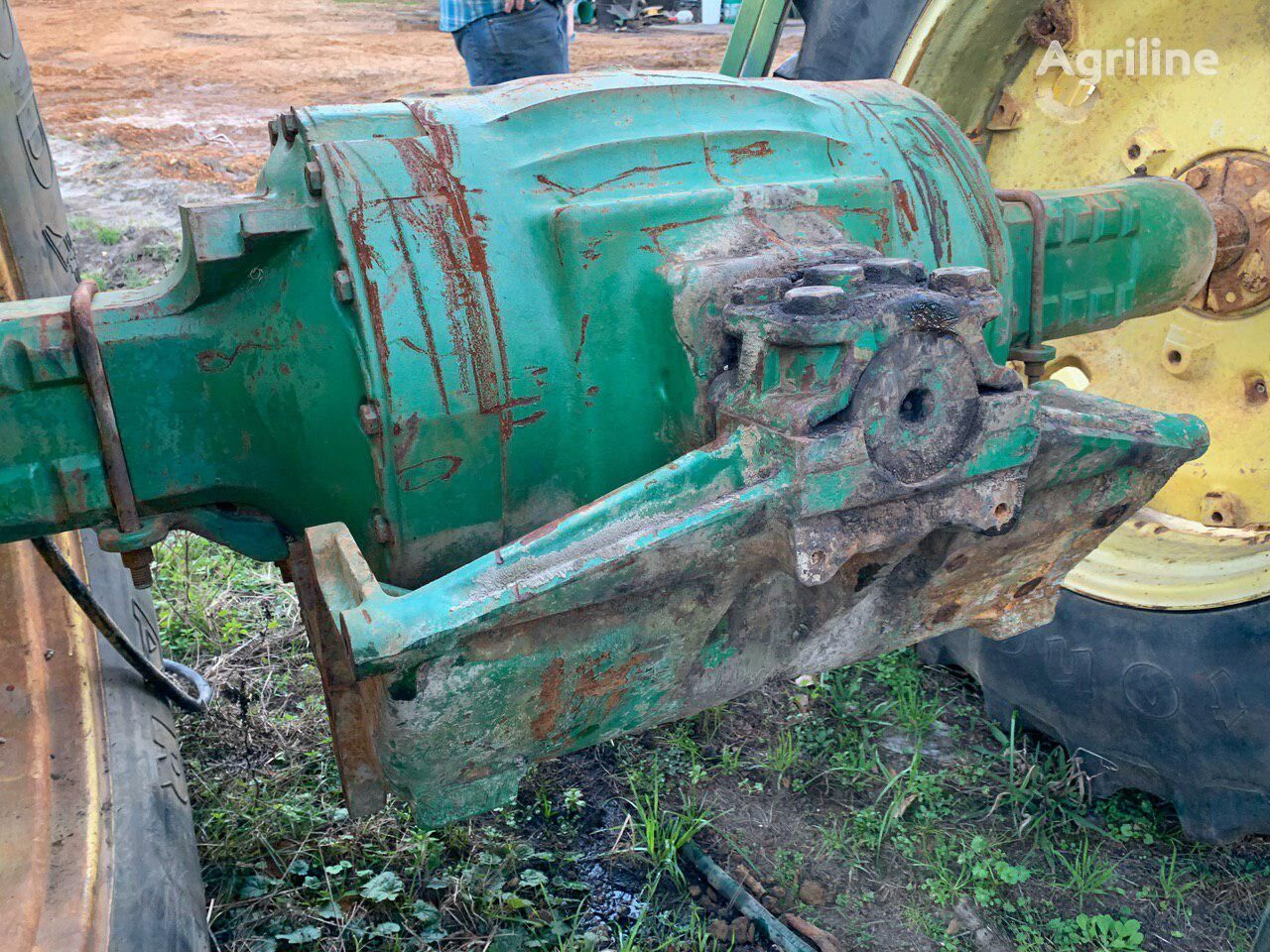 front axle for JOHN DEERE 8630 tractor