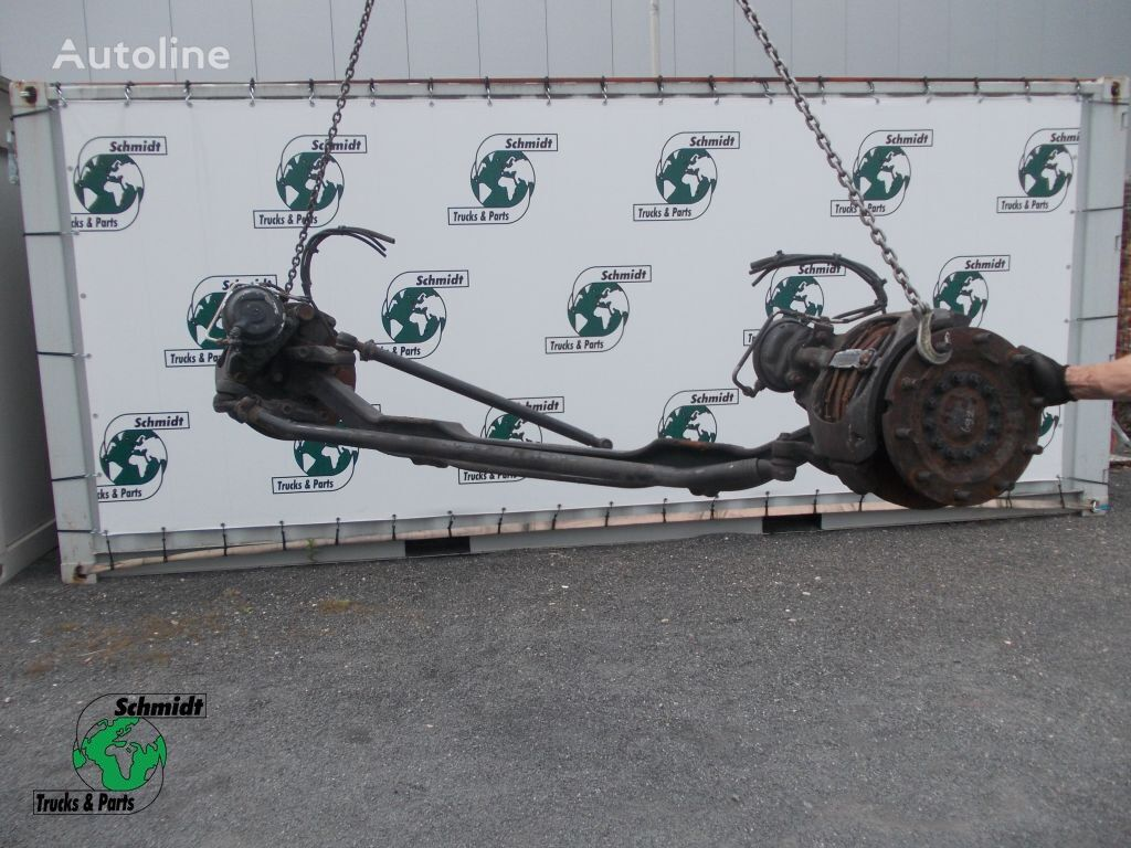 MAN VOK 08-21 front axle for MAN  TGM 18.250 EURO 5 truck