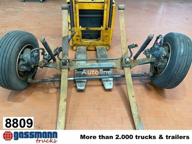 front axle for MERCEDES-BENZ Atego 3 truck