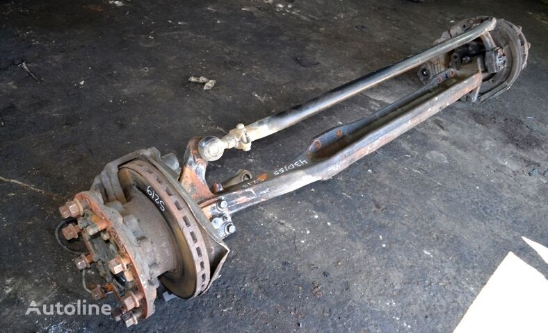 SCANIA R-Series (01.04-) (1394399 1351969) front axle for SCANIA P G R T-series (2004-) truck