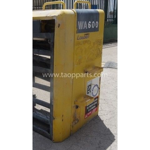 front fascia for KOMATSU WA600-3 construction equipment