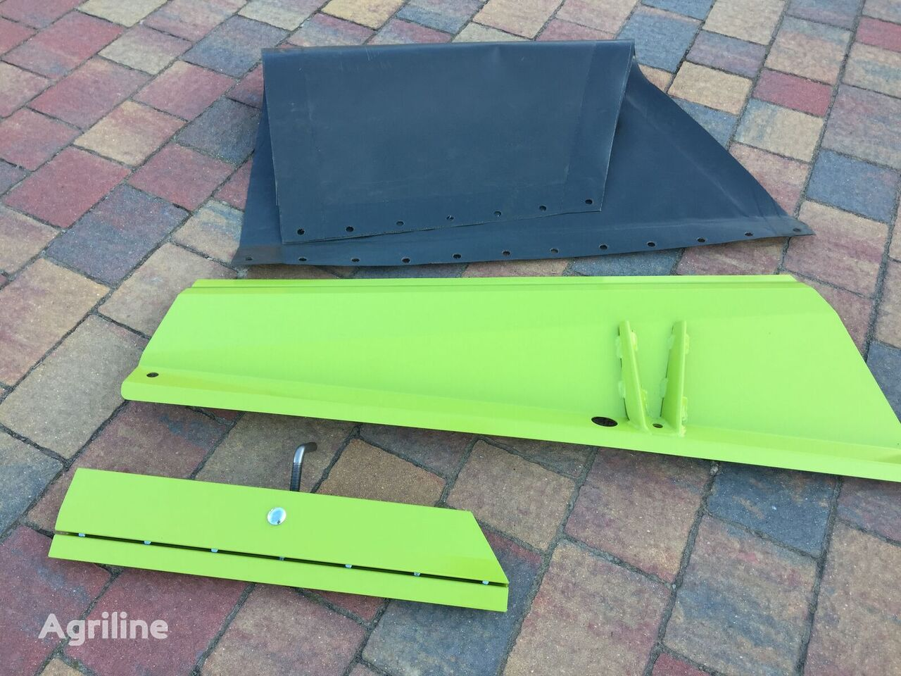 new front fascia for CLAAS LEXION, TUCANO grain header