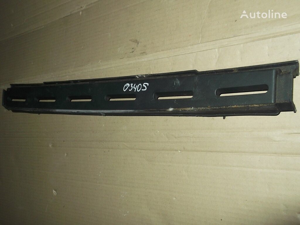 front fascia for MAN truck