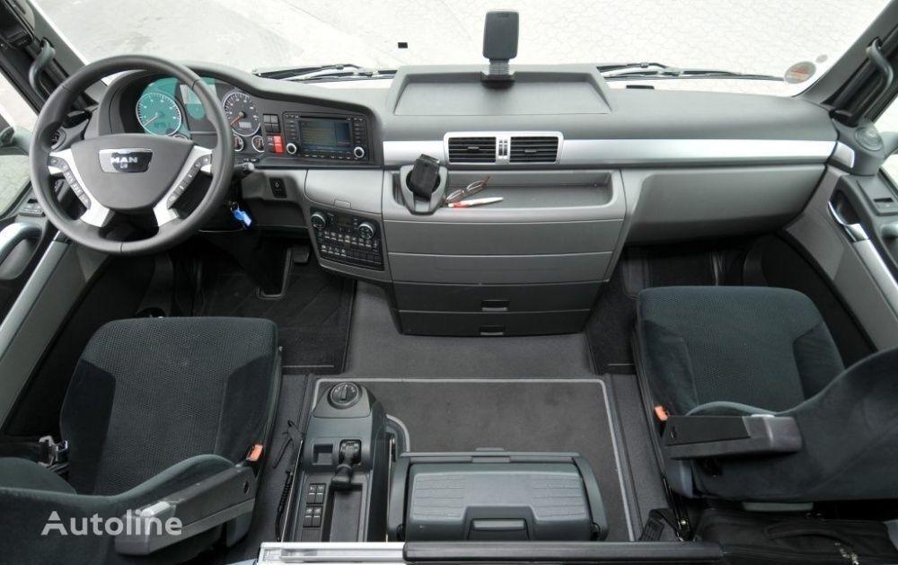 Elemente cabina interior front fascia for MAN TGX tractor unit