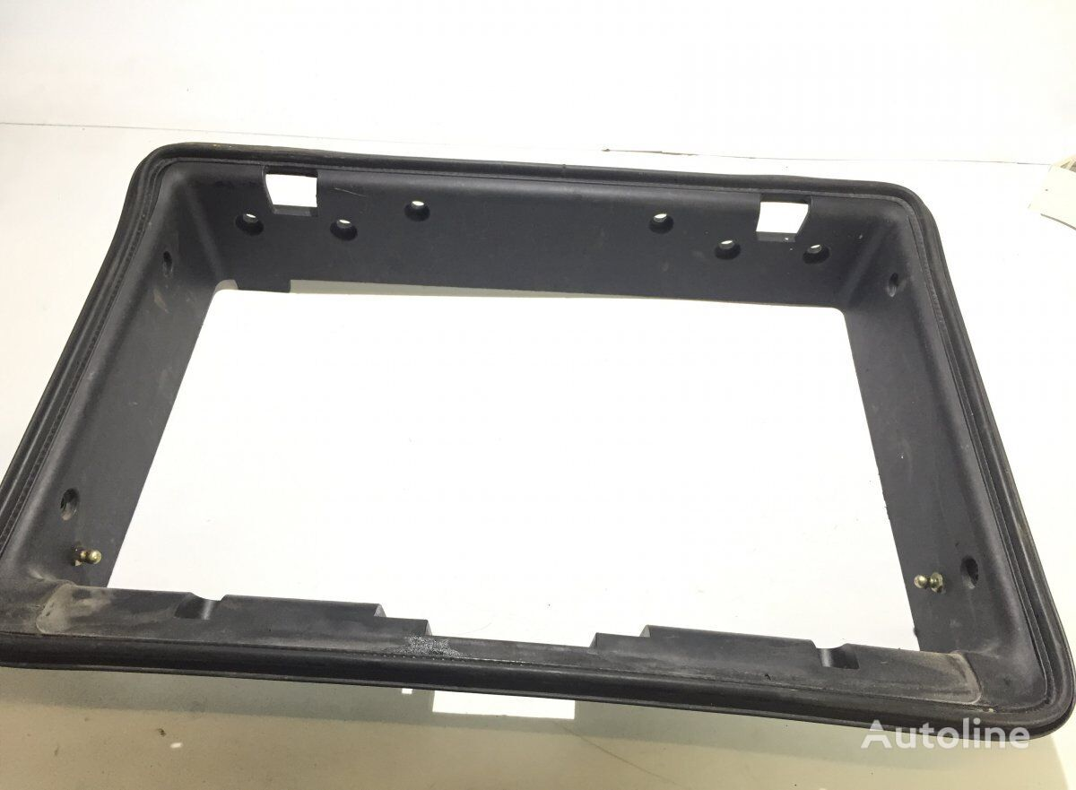 SCANIA Cabin Storage Compartment Lid Plastic Frame, Left front fascia for SCANIA P G R T-series (2004-) tractor unit