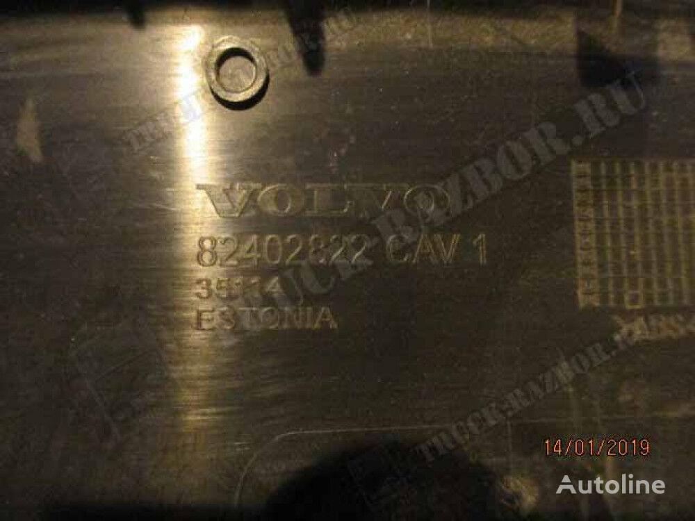 kryshka (82402822) front fascia for VOLVO tractor unit