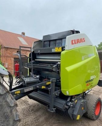 Blacha front fascia for CLAAS Variant 380 RC Pro  baler