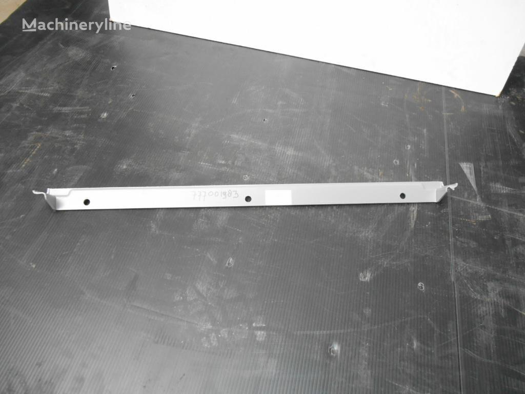new CATERPILLAR front fascia for excavator