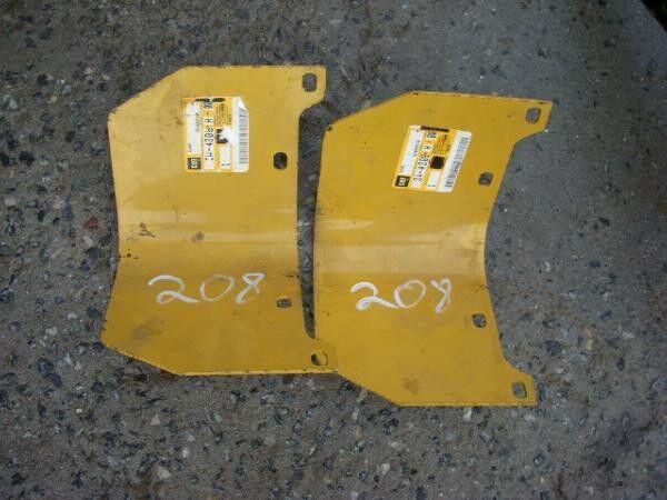CATERPILLAR (208) 3W4308 Abdeckung / guard front fascia for CATERPILLAR 208 excavator