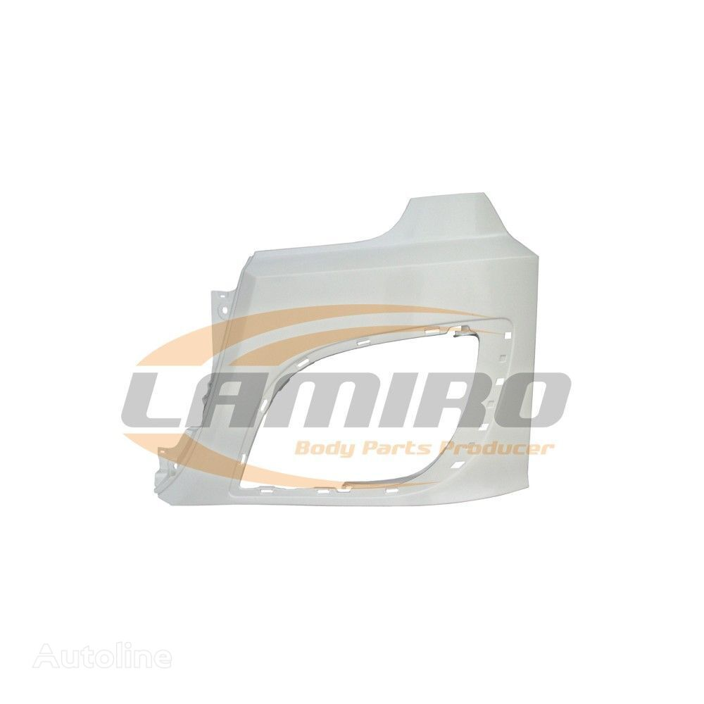 new DAF HEADLAMP COVER LEFT front fascia for DAF XF106 truck