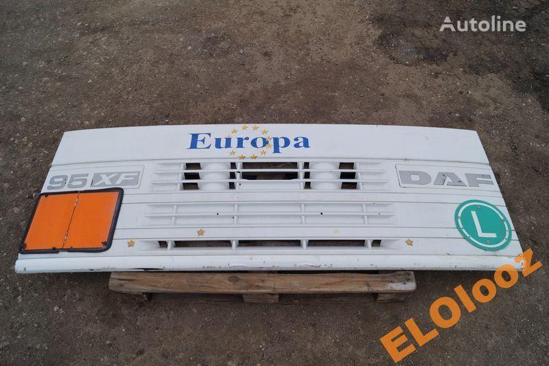 front fascia for DAF MASKA ATRAPA GRILL DAF 95 XF truck