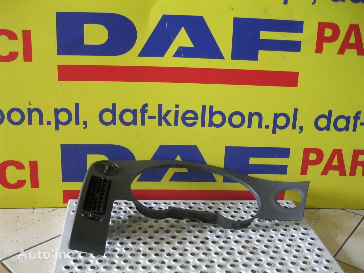DAF RAMKA PLASTIKOWA ZEGARÓW front fascia for DAF XF 106 tractor unit
