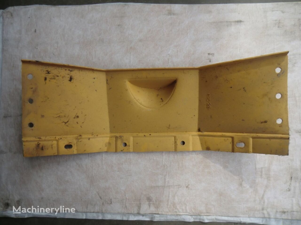 FRONT SHROUD AS front fascia for CATERPILLAR IT28B 5SD1310 wheel loader
