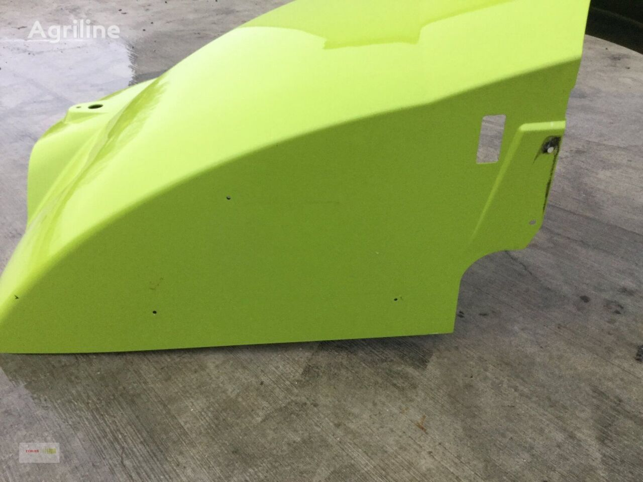 new Kotflügel Links front fascia for CLAAS Axion 900 Typ A23 tractor