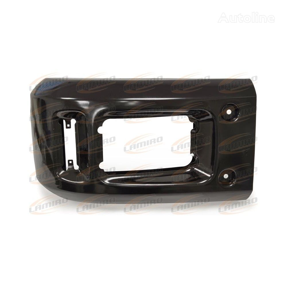 new CONSTRUCTION FRONT BUMPERRIGHT STEEL front fascia for MAN F2000 (1994-2000) truck