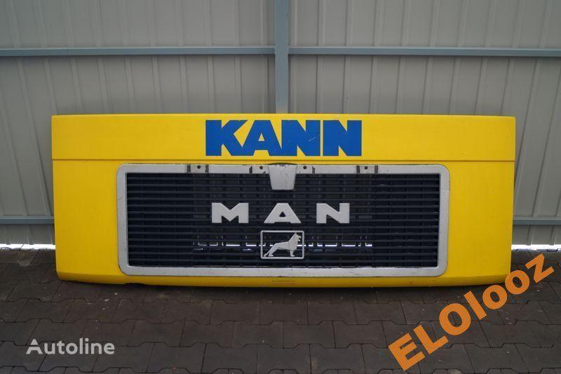 front fascia for MAN MASKA ATRAPA GRILL MAN F2000 F90 ORYGINALNA truck