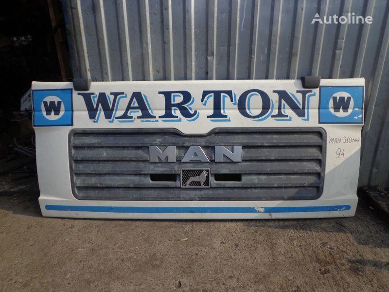 MAN kapot front fascia for MAN TGA tractor unit