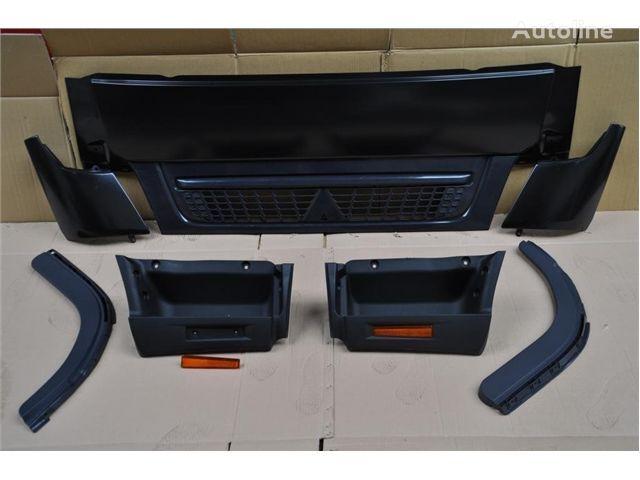 GRILL - ATRAPA PRZEDNIA front fascia for MITSUBISHI FUSO CANTER truck