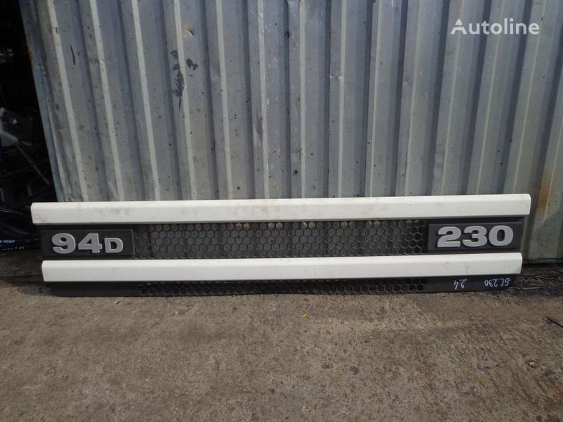 front fascia for SCANIA 124, 114, 94 truck