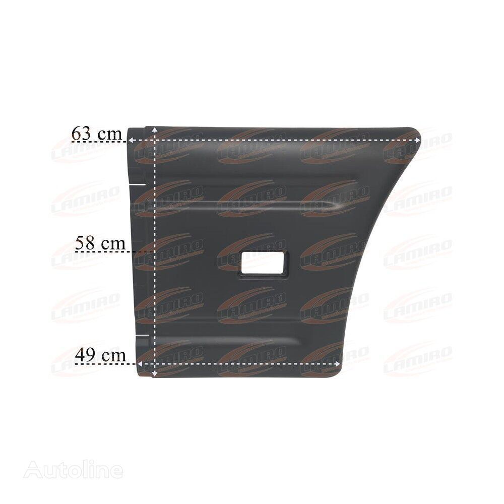 new SCANIA COVER REAR PART LEFT front fascia for SCANIA  5 (2003-2009) truck