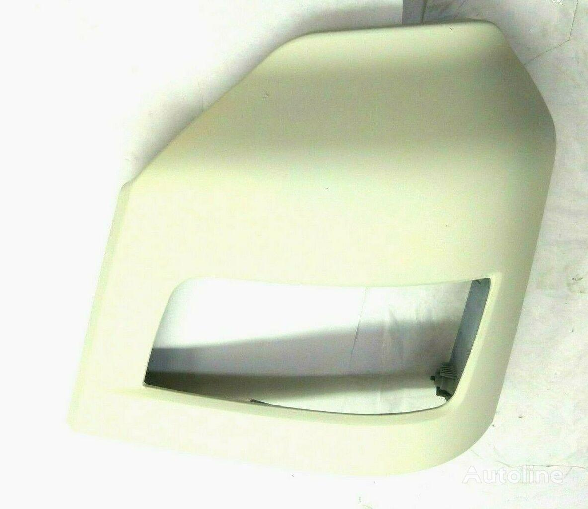 new Scheinwerfer-Abdeckung Weiss Grundiert Links passend (81416106753) front fascia for MAN TGX truck