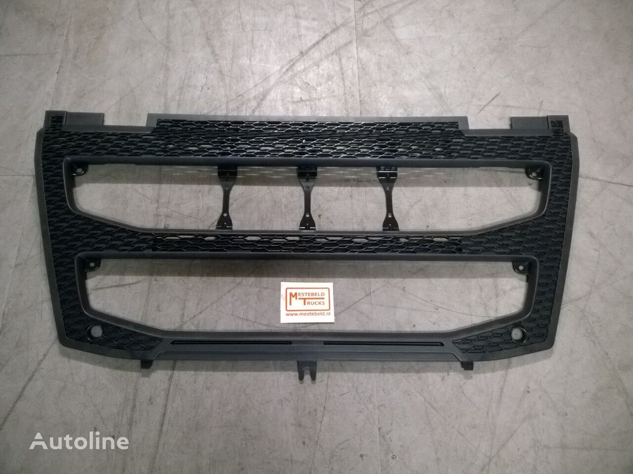 new front fascia for VOLVO Ondergrille FH4 tractor unit