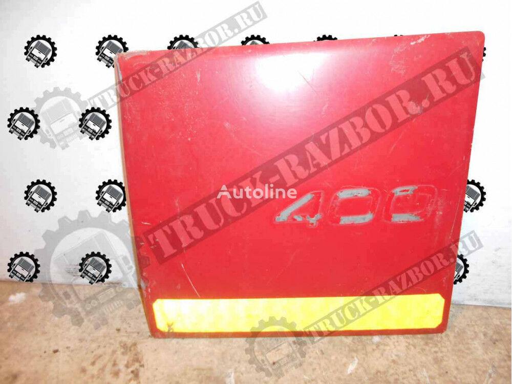 VOLVO kryshka instrumentalnogo yashchika, R front fascia for VOLVO tractor unit