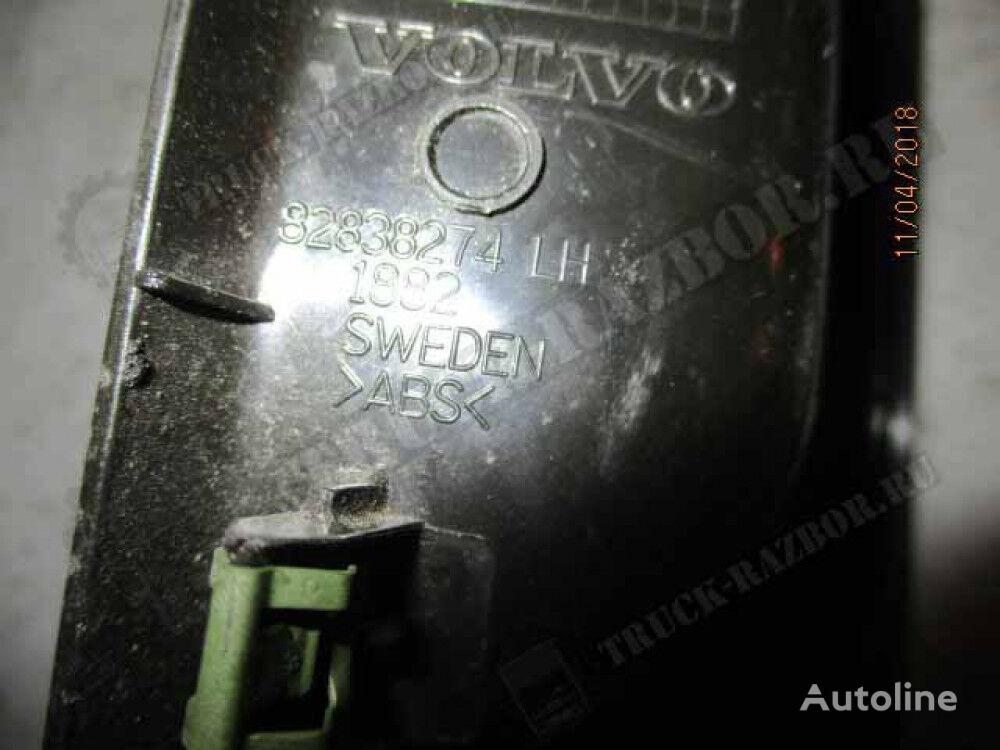 VOLVO nakladka obshivki dveri, L front fascia for VOLVO tractor unit