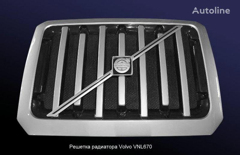 new VOLVO radiatora na VNL 660-670 front fascia for VOLVO VNL 660-670 truck