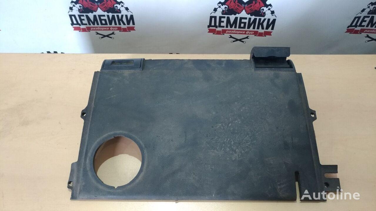 Instrumentalnaya panel front fascia for MAN TGA truck