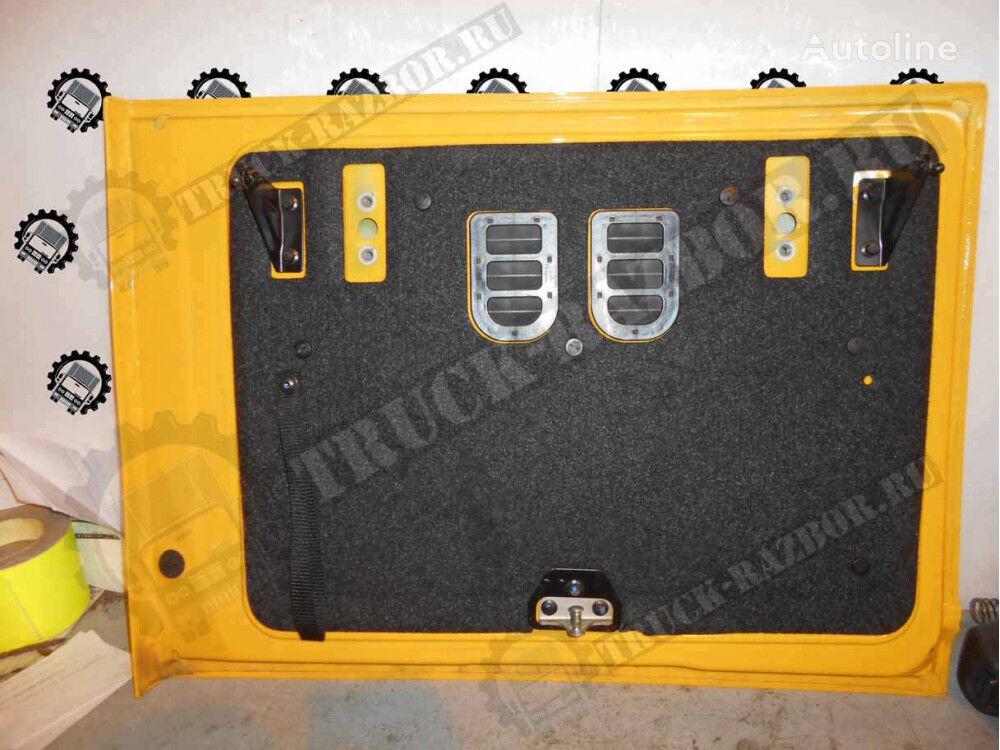 lyuchok instrumentalnogo yashchika, L front fascia for VOLVO tractor unit