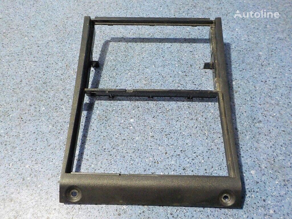 Montazhnaya panel (radiopriemnik) front fascia for SCANIA tractor unit