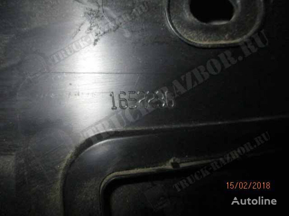nakladka na torpedo, R (1652236) front fascia for tractor unit