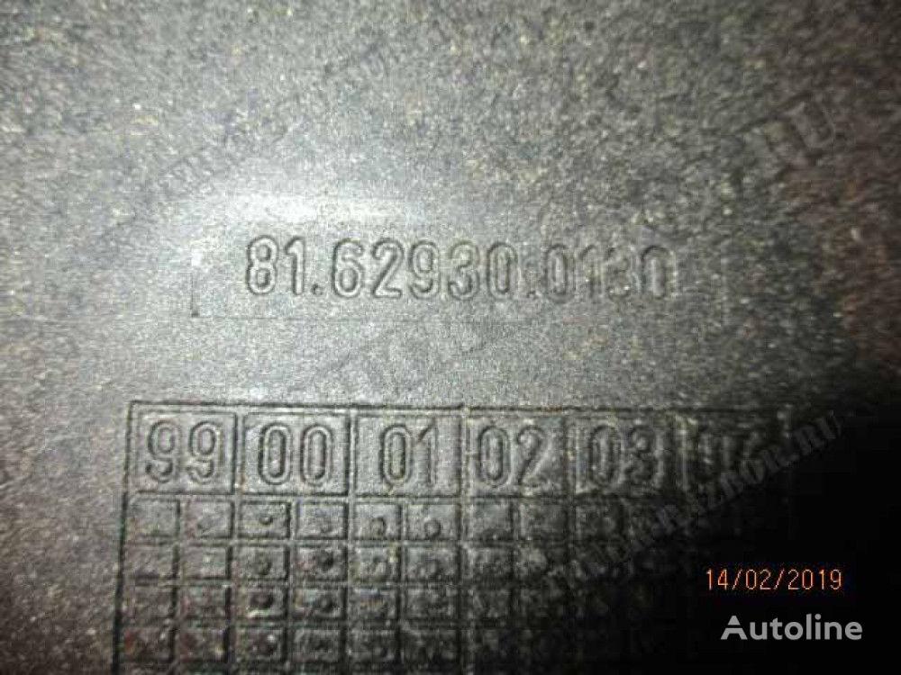 obshivka salona, R front fascia for MAN tractor unit