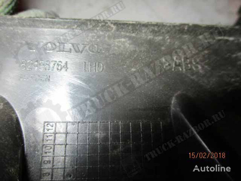paneli priborov, L (82498764) front fascia for tractor unit