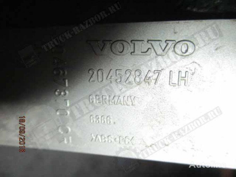 ramka fary, L front fascia for VOLVO tractor unit