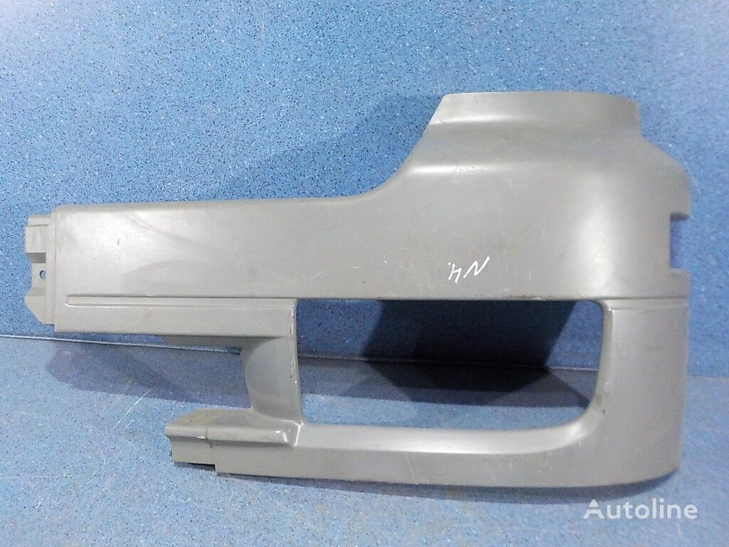 Ugol bampera levyy Mercedes Benz front fascia for truck