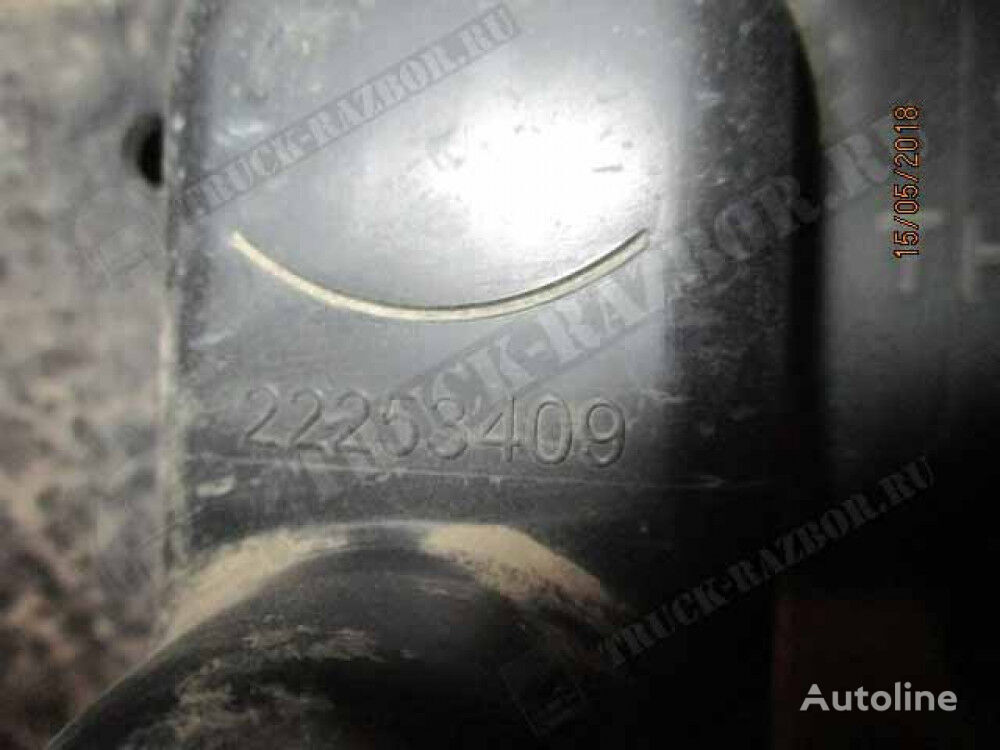 zadnyaya plita AKB (22253409) front fascia for VOLVO tractor unit