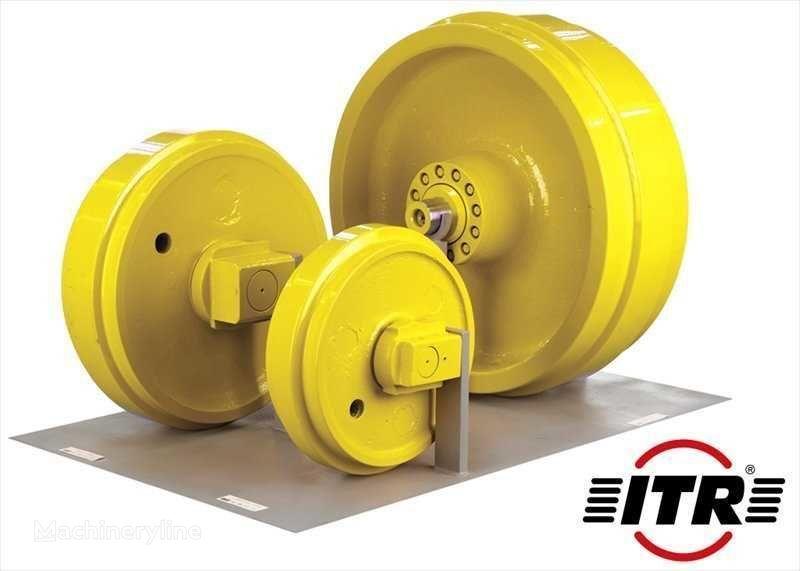 new front idler for / LIEBHERR PR722 / construction equipment