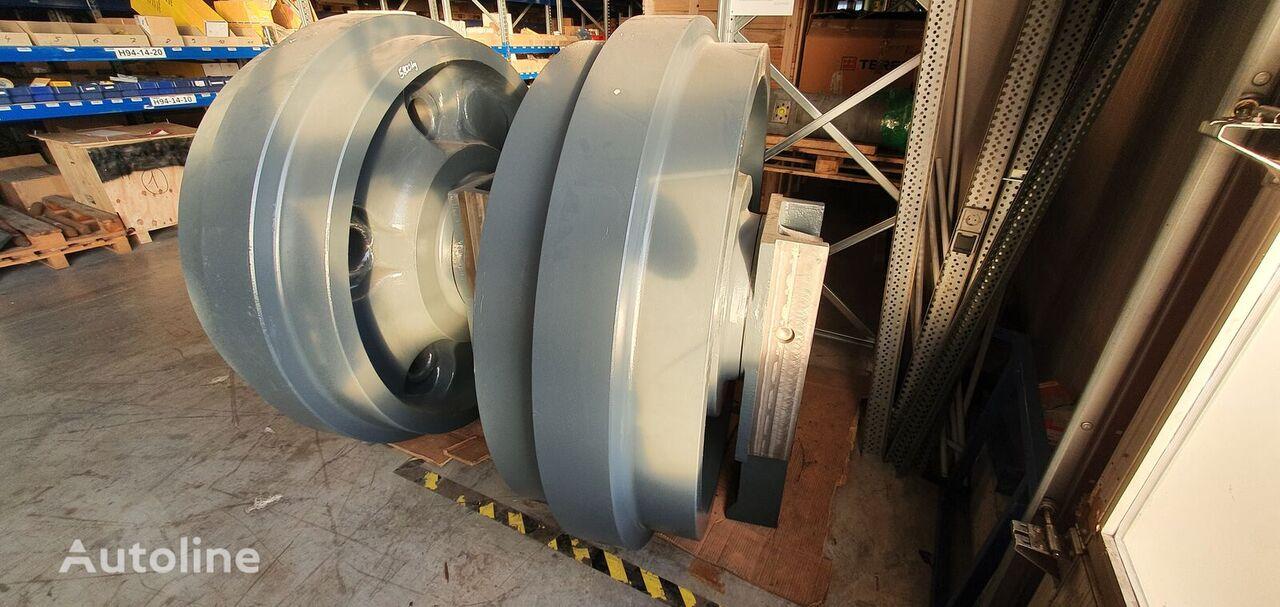 new CATERPILLAR (2707843) front idler for CATERPILLAR 6060 excavator