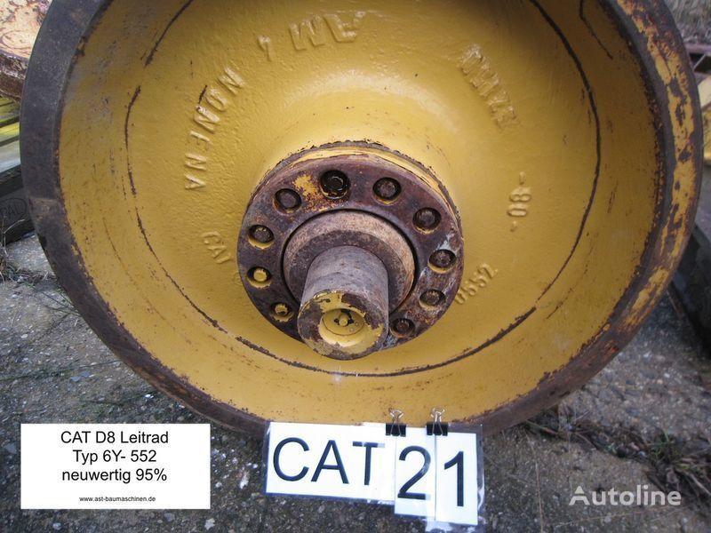 CATERPILLAR D8 / D6 CAT front idler for CATERPILLAR D8N/R bulldozer