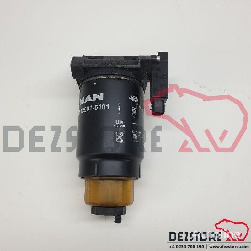 (81125016098) fuel filter for MAN TGX tractor unit