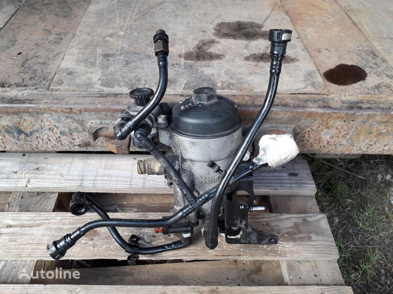 fuel filter housing for MAN TGA tractor unit