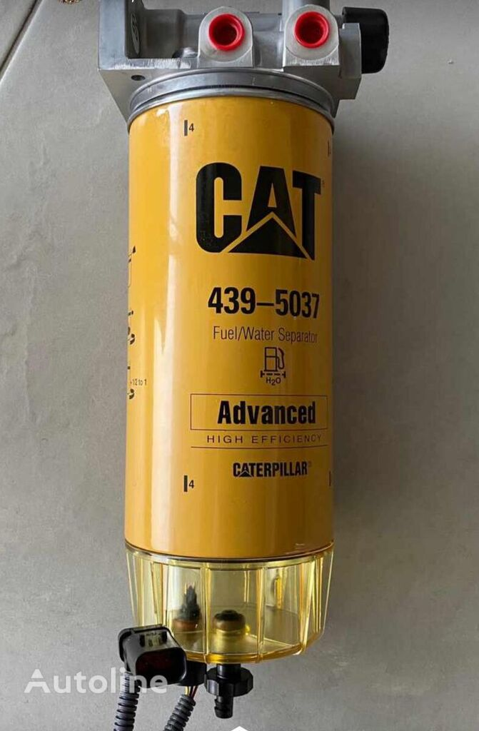 CATERPILLAR (439-5037) fuel filter for track loader