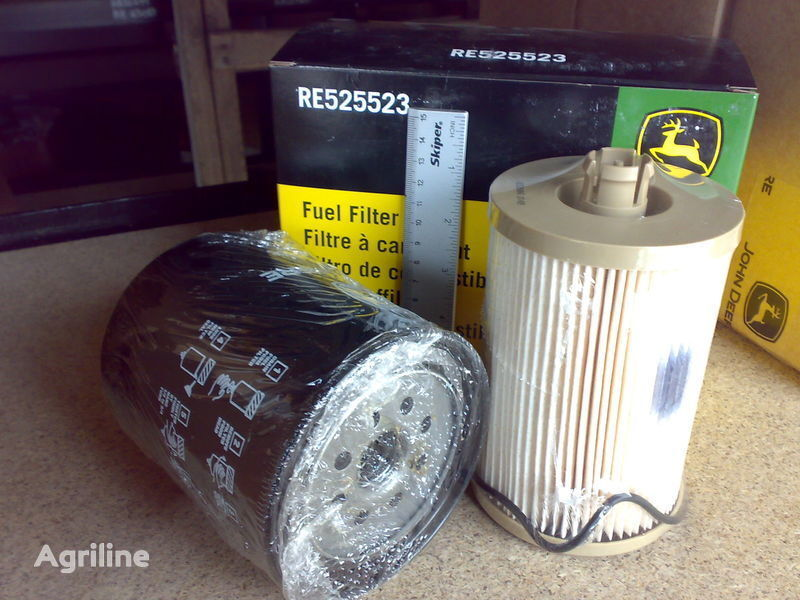 new JOHN DEERE fuel filter for JOHN DEERE tractor