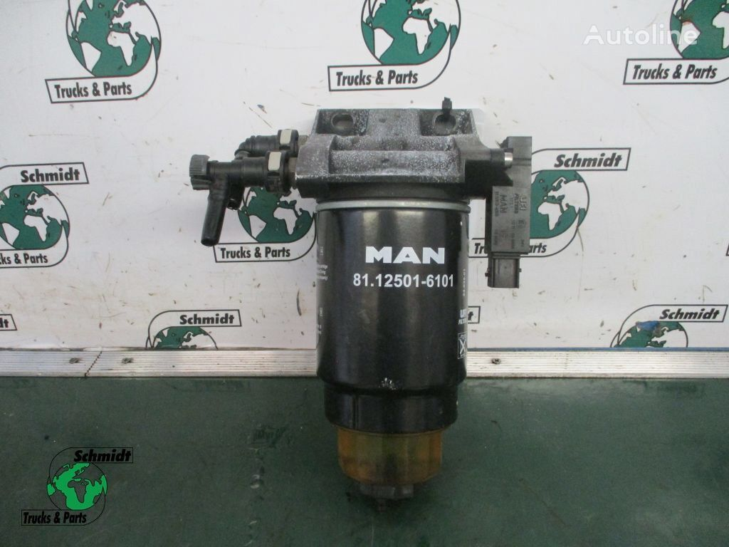 MAN fuel filter for truck