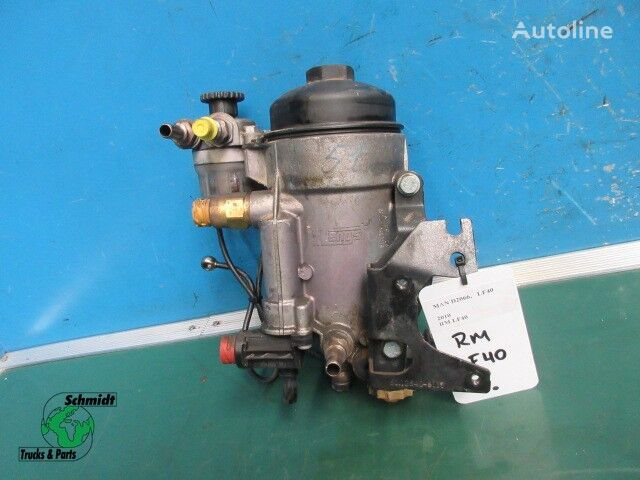 MAN fuel filter for MAN tractor unit
